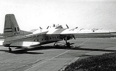 AER LINGUS EI-AFS Bristol 170 31 MAN AUG 1953 - 6x4 inch Print