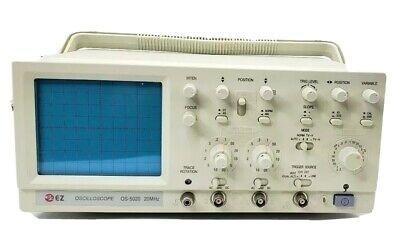 Ez Digital Os-5020 Analog Oscilloscope