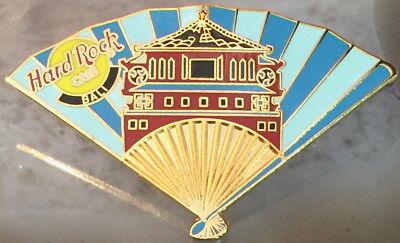 Hard Rock Cafe Bali 2001 Asiatische Fan Series Pin Indonesische Tempel - Hrc