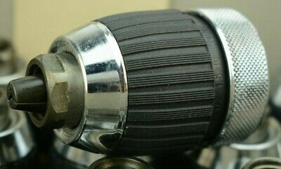 Rohm Type 104 Extra-RV 13 Metal Single Sleeve Keyless Drill Chuck 1/16