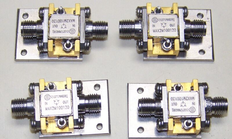 Miteq multioctive passive Frequency Doubler Fin=3-15GHz Fo=6-30GHz 2.92mm tested
