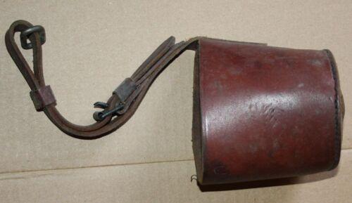 British 3 inch Mortar Muzzle Cover