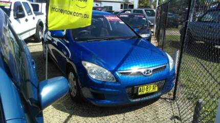 2007 Hyundai i30 Hatchback Long Jetty Wyong Area Preview