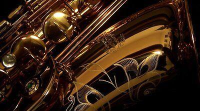 New Kessler Custom Handmade Series Professional Tenor Sax   Vintage Dark Lacquer