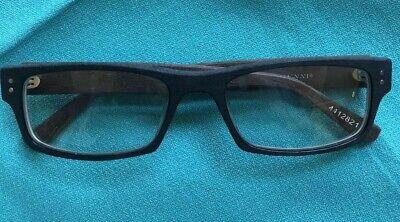 Genuine Zenni Wooden Textured Dark Colored Eyeglasses Frames (Wooden Eyeglass Frames)