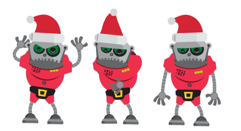 The Grumpy Robot