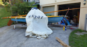 1960's OK Dinghy Seaforth Manly Area Preview