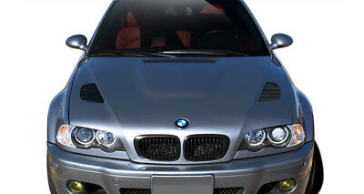 BMW M3 E46 01-06 Aero Function AF-2 Hood for sale  USA