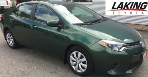 "2015 Toyota Corolla LE """"ECONOMICAL RELIABLE AND EXTENDED WARRAN"