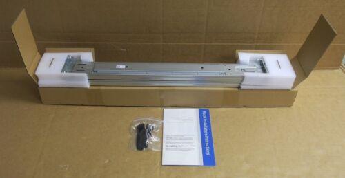 New Dell Compellent 2U SC200 SC220 Rack Mount Rail Kit