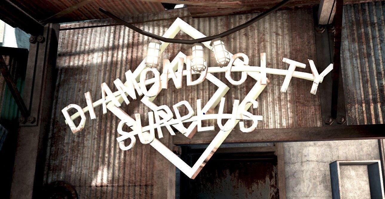 Diamond City Surplus