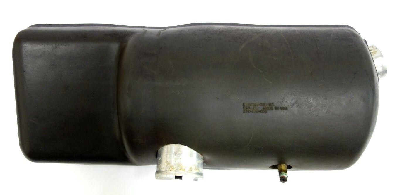 SEADOO OEM PWC Exhaust (Muffler) Waterbox with Cover 1999-2002 GTX LRV GSX RX