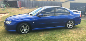 Holden Commodore 2005 VZ sv6 Bagdad Southern Midlands Preview