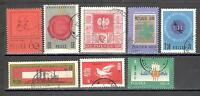 R9060 - Polonia 1965 - Serie Completa Tematiche - Vedi Foto -  - ebay.it