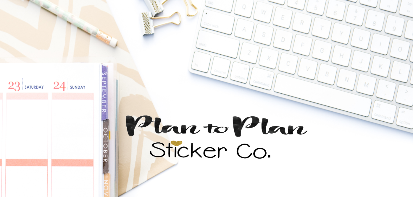 Plan to Plan Sticker Co.