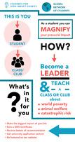 Make An Amazing Impact—High School Leaders Needed!
