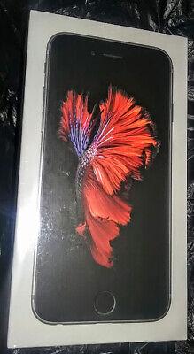 BRAND NEW GRAY APPLE iPhone 6s 32GB SMARTPHONE - NO CONTRACT STRAIGHT TALK