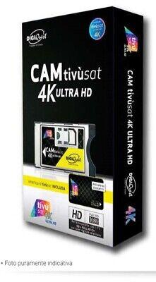 Tivusat HD Modul CI+ 4K mit aktivierter Tivusat Karte  online kaufen
