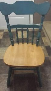 Solid Birch Table Set in Mint Condition St. John's Newfoundland image 2