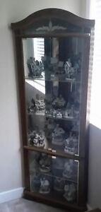 Beautiful oak cabinets