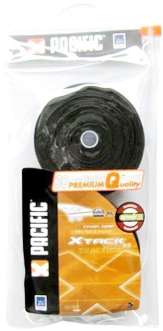 Pacific Xtack Pro Black x30 Tennis Grips