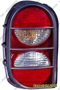 Tail Light Passenger Side Enegade Models With Tail Light Guard High Quality Jeep Liberty 2005-2006