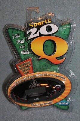 Sports 20 Q Radica Electronic Trivia Toy Game