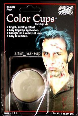 Zombie Flesh Makeup (Mehron Zombie Flesh Foundation Face Paint 0.5 oz Costume Stage Theatrical)
