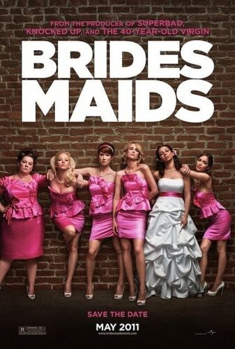 Bridesmaids Motion Picture Screenplay
