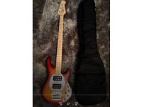 4-String - MM Musicman Active - copy bass - As New