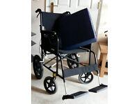 Karma Sparrow Soma Transit Lightweight Wheelchair (folding model)