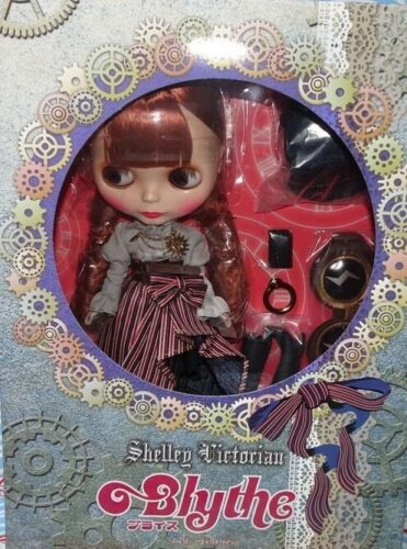 NEO Blythe Shelley Victorian Doll Girl Japan Figure Collection RARE