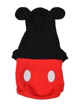 Mickey Mouse Dog (Disney MICKEY MOUSE ~ PET DOG HOODIE ~ XS M  L  XL  ~)