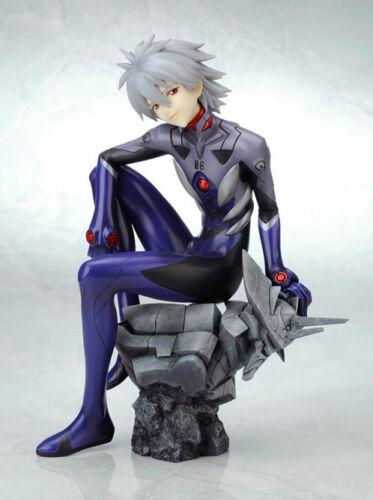 Rebuild of Evangelion Nagisa Kaworu Plug Suit ver. 1/6 PVC Figure Kotobukiya NEW