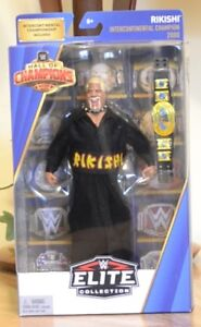 WWE Exclusive Figures Elite Hall Of Champions