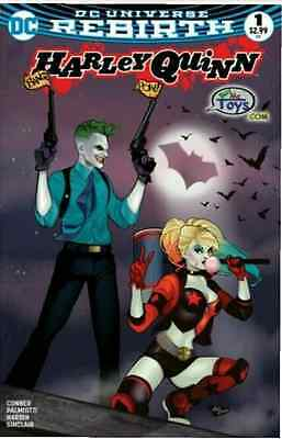 HARLEY QUINN 1 VOL 3 BUY ME ANT LUCIA COLOR VARIANT NM