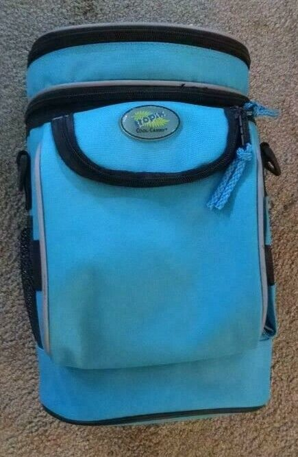 BRAND NEW Insulated Cooler Lunch, Snack, beer travel Golf ba