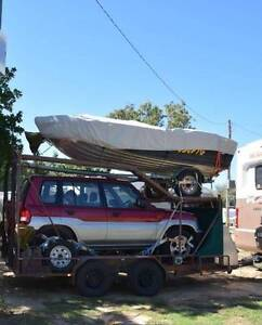 Combination Car, Boat AND Trailer - Suit Motorhome Dundowran Fraser Coast Preview