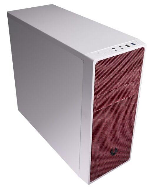 BitFenix Neos White Midi Tower Gaming Case - USB 3.0