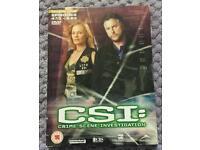 Like New CSI DVD Collection Season 4