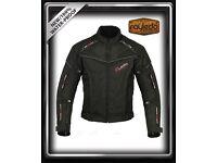 Hot Alpi Motorbike Jacket CE Approved Armors
