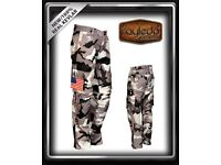 Motorbike Motorcycle Armours Cargo Trousers Pants