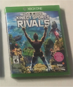 Kinect Sports Rivals xbox one still sealed