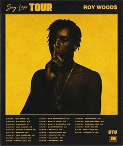 2 (two) VIP tickets pkg to ROY WOODS  APRIL 20 CORONA Theatre