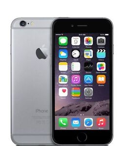 iPhone 6  *64GB* black - never out of case LIKE NEW