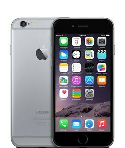 Vend/Sell iPhone 6 16GB Black Fido