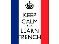 French lessons and tutoring