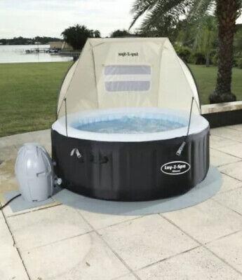 NEW Lay Z spa Dome, Gazebo, Hot Tub, Tent, Enclosure, Canopy, Cover Rain Cover