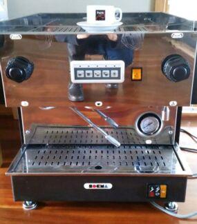 Boema Deluxe Coffee Machine  Newcastle 2300 Newcastle Area Preview