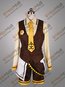 alice in dreamland vocaloid len cosplay